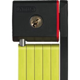 ABUS Bordo Big uGrip 5700/100 SH Vouwslot, geel/zwart